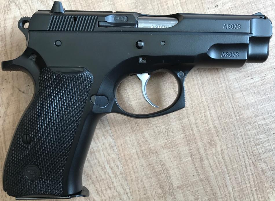 CZ 75 Compact, 9mm Luger