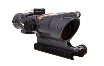 Trijicon puškohled ACOG 4x32 DUAL IL Cross. +Mt-CK GRAY