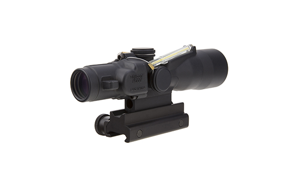 Trijicon puškohled ACOG 3x30, RED, Dual III Horsehoe 7,62x39/123 Gr., + mont.