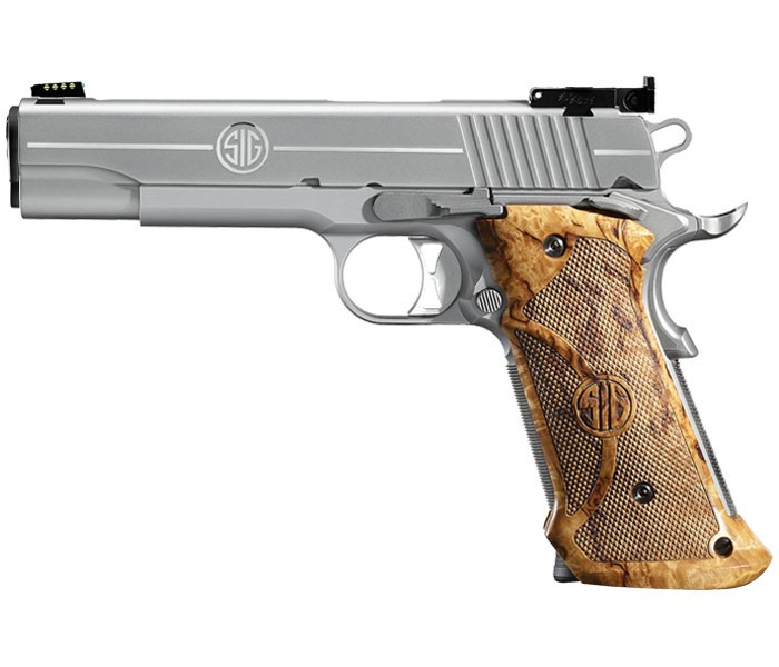 1911 Stainless Super Target