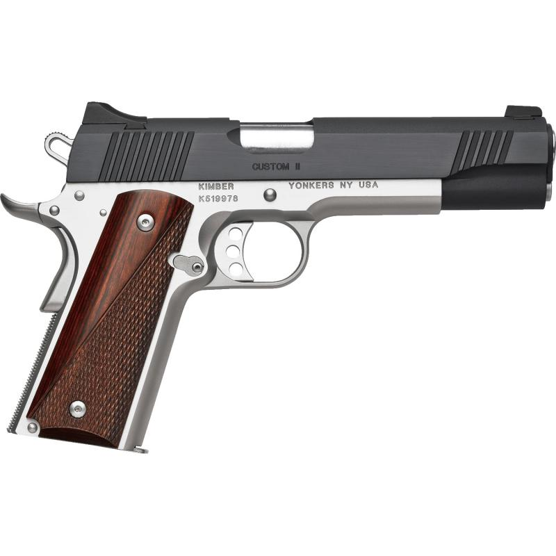 CUSTOM II (Two-Tone), 45ACP