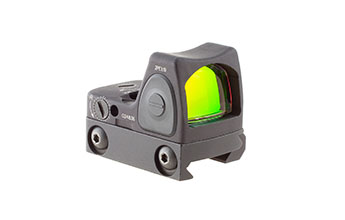 Trijicon RMR® Type 2 Adjustable LED Sight – 1.0 MOA Red Dot  with RM33 Picatinny Rail Mount