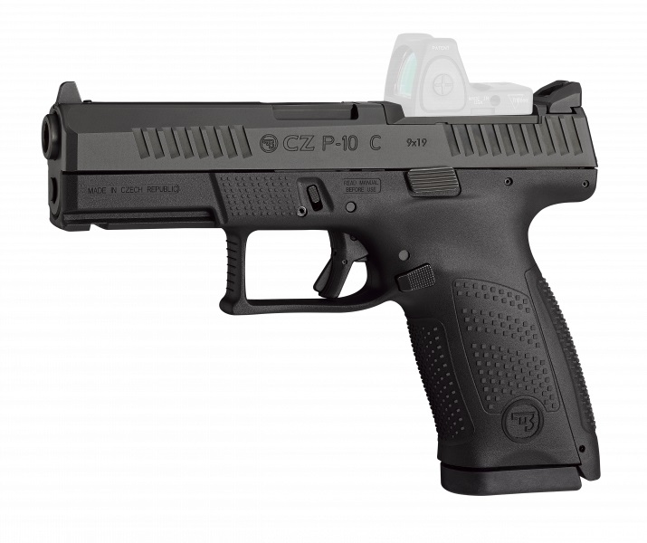CZ P-10 C OR Adapter