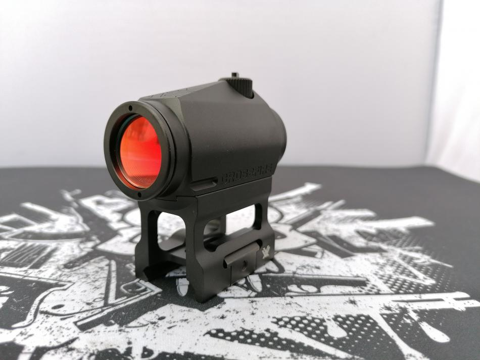 Vortex Crossfire Red Dot (LED UPGRADE)