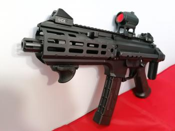 CZ SCORPION EVO 3 S1 CUSTOM