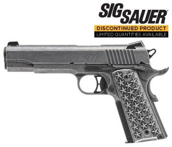 Limitovaná edice Sig Sauer 1911 WE THE PEOPLE