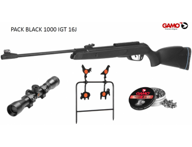 Gamo Black 1000 IGT Pack