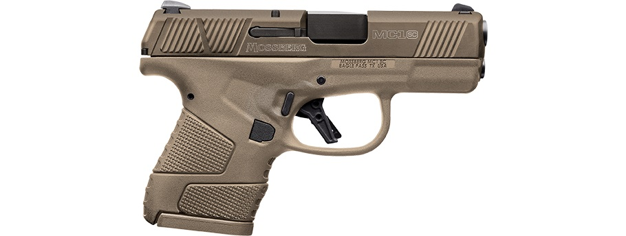 MC-1sc FDE Cross-Bolt Safety