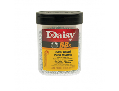 Daisy BB's, 2400ks, 4,5mm