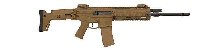 ACR Enhanced Carbine COYOTE, 16,5""
